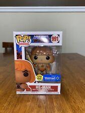 Funko Pop! He-Man Glow In The Dark Walmart Exclusive