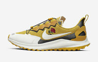NIKE x Gyakusou Zoom Pegasus 36 Trail Running Shoe Yellow Men Size CD0383-700