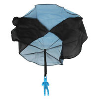 Hand Throwing Kids Mini Play Parachute Toy Soldier Toys Sports Outdoor Chil I7C9