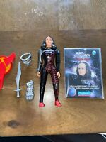 "Playmates 1994 Star Trek Next Generation Action Figure K'EHLEYR 4.5"""