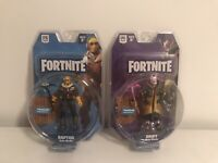 Fortnite Action Figures Raptor And Drift Toys Set Job Lot Bundle