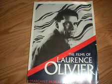 The Films of Laurence Olivier by Marret Morley- soft cover coffe table/Laurence