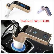 Bluetooth Wireless FM Transmitter Modulator Car Kit MP3 Player SD USB LCD AUX