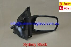 NEW DOOR MIRROR FOR TOYOTA ECHO 1999-2005 (Right Driver side, Manual Adjust)