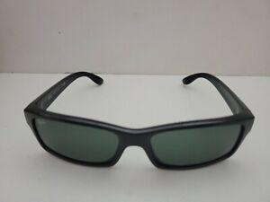 Ray-Ban Sunglasses RB 4151 601/59 17 140 3N Black | Green Classic G-15 Lens