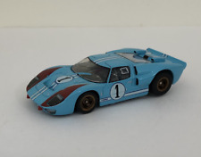 Collection of AFX/TOMY GT40s....12 running cars