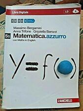 MATEMATICA.AZZURRO VOL.5S - M.BERGAMINI A.TRIFONE G.BAROZZI - ZANICHELLI