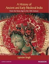 A History of Ancient and Early Medieval India: From the Stone Age(Paperbck, New)