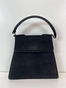 Rare Vtg Jean Paul Gaultier Black Bag