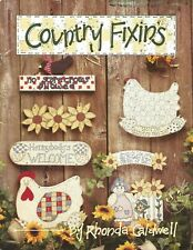 Country Fixin's by Rhonda Caldwell, Tole Painting Booklet