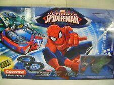 SPIDER MAN ULTIMATE PISTA CARRERA RACING SYSTEMLIKE NEW! AUTOPISTA