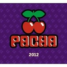 Pacha 2012 3 CD con Swedish House Mafia vs. Knife Party Nuova