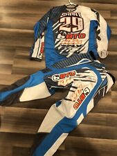 Andrew Short Signed Autographed Motocross AMA Supercross Jersey Race Worn MX