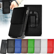 Quality Excellent Protection Vertical Belt Pouch Case✔MOTOROLA MOTO G6 PLUS