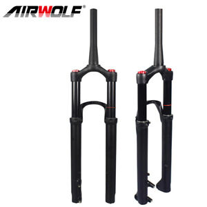 Bicycle 29er Boost Air Fork MTB Mountain Bike Suspension Forks 145mm Travel Axle