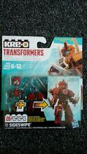 kre-o kreo transformers kreon Sideswipe  26 piece Armor Up