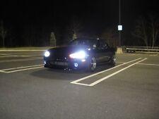 2001-2005 Mazda MX-5 Miata NB Xenon Halogen Halo Fog Lamps Driving Lights