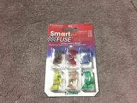 LITTELFUSE LITTLEFUSE 15-0000 MINI SMART GLOW FUSE KIT 36 P 5 10 15 20 25 30