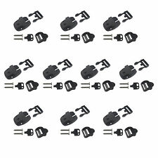 10 Spa Hot Tub Cover Broken Latch Repair Kit Clip Lock with key and hardware