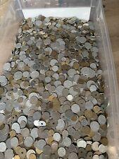 lot de pieces de monnaies Française 20 kilos