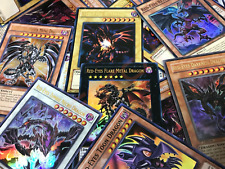 YUGIOH! 💎 PREMIUM 💎 RED-EYES BLACK DRAGONS COLLECTION LOT! ALL HOLOGRAPHIC!