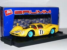 Brumm/Replicars REP 04 Ferrari 330 P4 1967 Spa 1000km #11 LTD ED 1/43