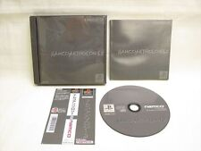 PS1 NAMCO ANTHOLOGY 2 II with SPINE CARPD * Playstation PS JAPAN Video Game p1