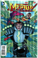 ACTION COMICS #23.4, NM, Metallo, 3-D Lenticular cover, Superman, more in store