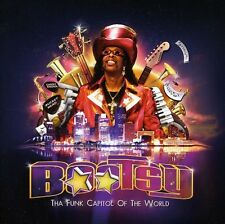 Bootsy Collins - Tha Funk Capitol of the World [New CD]