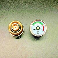 Coleman Professional Fuel Cap With Pressure Gauge, For Lanterns & Coleman Stoves