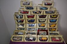 44 MATCHBOX MODALS MODELS OF YESTERYEAR ALL BOXED JOB LOT DIECAST TOY COLLECTION
