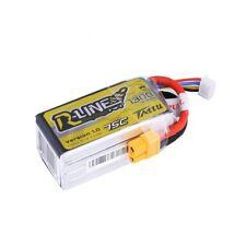 TATTU 1300mAh 4s 75c (R-Line) Lipo Battery drone racing power pack