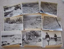 VINTAGE RARE WEST COAST NATURAL DISASTER: Los Angeles Flood of 1938 News Photos