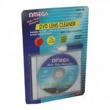 Omega DVD Lens Cleaner