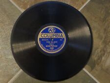 "78 By Wilbur Sweatman's Original Jazz Band, ""Bluin' The Bluesr"" on Columbia"