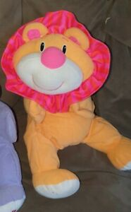 Fisher Price- Rumple Lion
