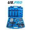 US PRO  Hydraulic Bearing Puller & Separator Set 6197