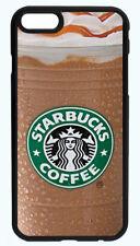 STARBUCKS ICE COFFEE PHONE CASE FOR IPHONE XS XR X 8 8 PLUS 7 6S 6 PLUS 5S 5C 4S