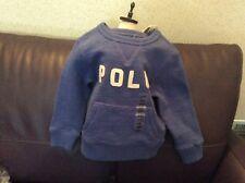 Ralph Lauren Taddler Boys  Kangaroo pocket Sweater size 2T