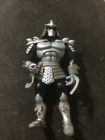 "6"" SHREDDER 2002 FIGURE NINJA TURTLES Teenage Mutant action toy Playmates tmnt"