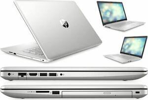 Notebook HP 17-by3099ng Laptop Silver UHD SSD 512GB 17,3 Zoll 8GB DDR4 RAM NEU
