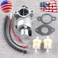 Carburetor For Cub Cadet 1046 LT1042 LT1045 LTX1042 LTX1045 RZT42 20 853 33 S