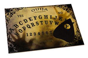 Wooden Ouija Board & Planchette & Instruction. Spirit Hunt Bizarre Ghost
