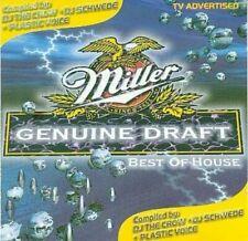 Miller Genuine Draft-Best of House (1998) Paffendorf, 666, Exit Eee, Kl.. [2 CD]