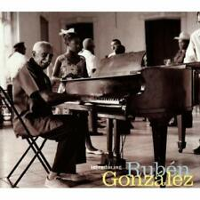 Introducing By Ruben Gonzalez On Audio CD Album 2006 Very Good