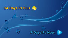 PS PLUS 14 DAY+PS NOW 7 DAY For PS4 - PLAYSTATION