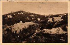CPA  Ile du Levant - Les Arbousiers - Vallon de l'Ayguade  (635325)