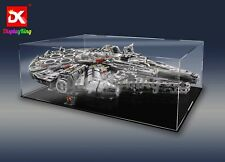 DK-display case for Lego Star Wars Millennium Falcon 75192(Australia Top Rated)