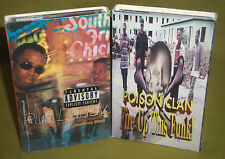 Puff Daddy and Poison Clan 1996/1995 2 Singles cassettes US