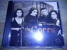 "THE CORRS ""FORGIVEN, NOT FORGOTTEN"" 1995 CD 15 TRACKS ATLANTIC RECORDS W.GERMANY"
